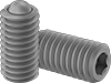 Metric Alloy Steel Ball-Point Set Screws