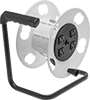 Cord Reels with Outlets