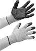 Flame-, Arc-Flash, and Cut-Protection Gloves