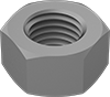 Metric Extreme-Strength Steel Hex Nuts—Class 12