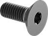 Metric Alloy Steel Torx Flat Head Screws