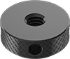 Steel High-Torque Low-Profile Thumb Nuts