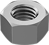 Super-Corrosion-Resistant Nickel Alloy Hex Nuts