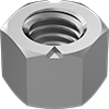 Medium-Strength Steel Top-Lock Distorted-Thread Locknuts—Grade 5