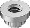 Stainless Steel Press-Fit Nuts for Sheet Metal