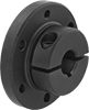 Flange-Mount Shaft Collars