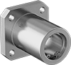 Flange-Mounted Linear Bearing Housings