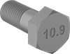 Metric High-Strength Steel Heavy Hex Head Screws for Structural Applications