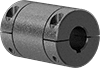 High-Grip Clamping Shaft Couplings