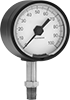 Extreme-Temperature Pressure Gauges