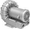 High-Flow Low-Pressure Compressed Air Blowers