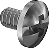 18-8 Stainless Steel Screws for Binding Barrels