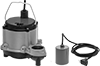 Sump Pumps for Water with Replaceable Float Switch