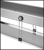 Drip Pan Brackets for Conveyors