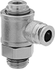 High-Pressure Air Flow Control Valves