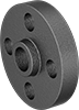 Extreme-Pressure Steel Unthreaded Pipe Flanges