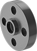 High-Pressure Steel Threaded Pipe Flanges