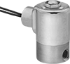 High-Pressure Compact Solenoid On/Off Valves