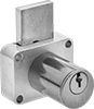 Pry-Resistant Keyed Alike Deadbolt Drawer Locks