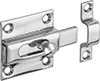 Slide-Bolt Latches