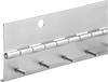High-Traffic Strip Door Mounting Plates