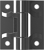 Plastic Friction Hinges