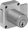 Pry-Resistant Keyed Alike Deadbolt Cabinet Door Locks