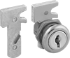Interchangeable-Bolt Keyed Alike Drawer Locks