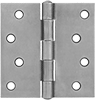 Nonstandard Hole Pattern Mortise-Mount Entry Door Hinges