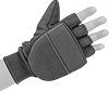Convertible Cold-Protection Mitts
