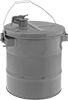 Steel Pails with Flame Arrester