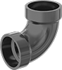 Drain, Waste, and Vent ABS Pipe Fittings for Chemicals