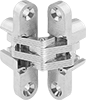 Concealed Mortise-Mount Entry Door Hinges