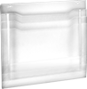 Fabric-Wall-Mount Clear File Holders