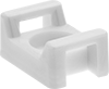 Flame-Retardant Cable Tie Mounts