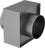 Fire-Rated Airflow Dampers