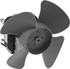 Fan-Motor Kits for Refrigeration Equipment