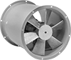 High-Output Direct-Drive Duct Fans