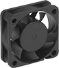 Low-Voltage Equipment-Cooling Fans