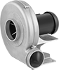 High-Output Spark-Resistant Blowers