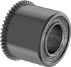 Panel-Mount Oil-Embedded Sleeve Bearings