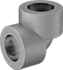 Extreme-Pressure Stainless Steel Unthreaded Pipe and Pipe Fittings