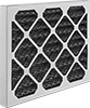 Odor-Removal Panel Air Filters