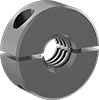 Two-Piece Clamping Acme Lead Screw Collars