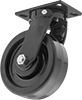 Extra-High-Capacity Compact Alliance Casters with Phenolic Wheels