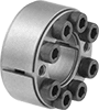 Flush-Mount Screw-Clamp Bushings