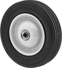 Hollow-Tread Flat-Free Wheels