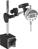 Economy Electronic Plunger-Style Variance Indicators with Magnetic-Base Holder