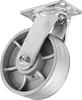Extra-High-Capacity Viking Casters with Metal Wheels