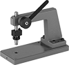 Extended-Reach Compact Bench-Mount Lever Presses for Small Parts